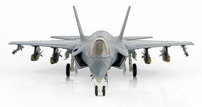 "Lockheed Martin F-35C Lightning II 101, VFA-101 ""Grim Reapers"", CAG Bird, 2013, 1:72, Hobby Master"