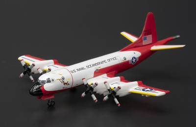 "Lockheed RP-3A Orion ""El Coyote"" U.S. Navy, Project Seascan, 1:400, Dragon Wings"