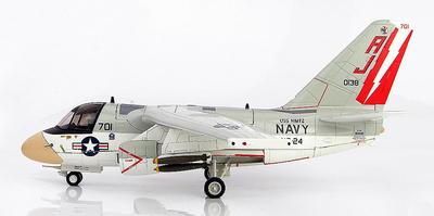 """Lockheed S-3A Viking 160138, VS-24 """"Scouts"""", 1978, 1:72, Hobby Master"""