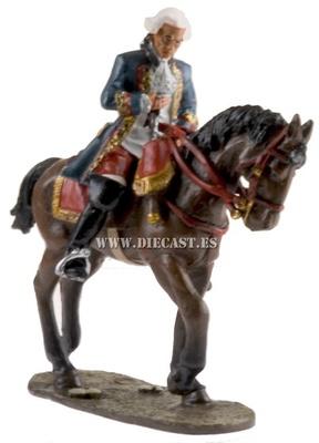 Louis-Joseph de Montcalm, 1:30, Del Prado