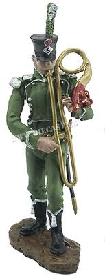 Músico del 5º Regimiento de Infantería Ligera, 1812, 1:30, Hobby & Work