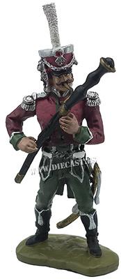 Músico del 7º Regimiento de Cazadores a Caballo, 1809, 1:30, Hobby & Work