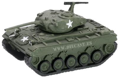 M-24 Chaffee, Gran Bretaña, 2ª Guerra Mundial, 1:87