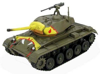 M-24 Chaffee 79th Tank Bttn., 1:72, Hobby Master