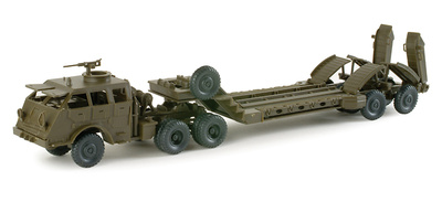 M-26, US, transporte de carros de combate, 1:87, Minitanks