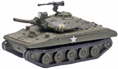 M-551 Sheridan, USA, Vietnam War, 1:87