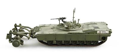 M1 Panther con rodillo limpia minas, 1:72, Easy Model