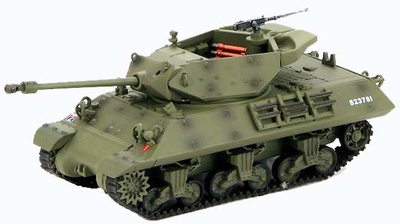 M10 Achilles Mk. IIC British 1st Army Corps, Normandy 1944, 1:72, Hobby Master