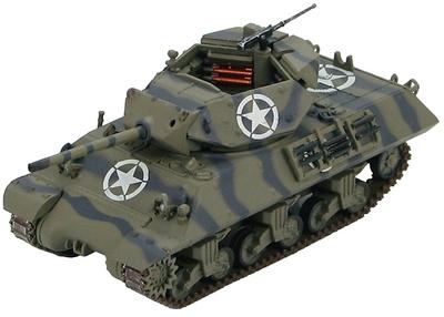 M10 Tank Destroyer 894th Tank Destroyer Battalion, Anzio, Feb 1944, 1:72, Hobby Master