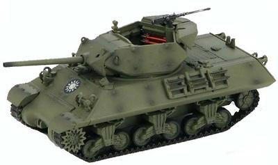 M10 Tank Destroyer ROC Army, 1:72, Hobby Master