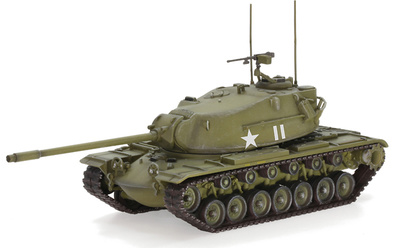 M103A1 Tanque Pesado, Alemania, 1959, 1:72, Dragon Armor