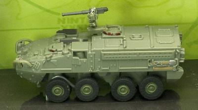 M1126 Stryker ICV, U.S., 1:72, Bravo Team