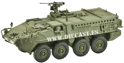 M1126 Stryker ICV, US Army, 1:72, Easy Model