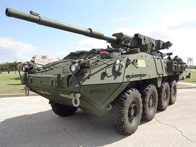 M1128 Stryker, 1:72, DeAgostini