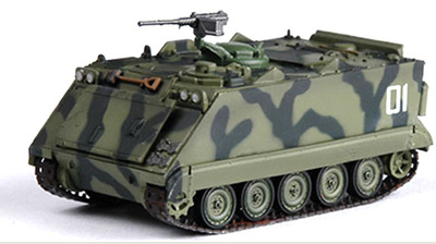 M113A1 Armored Cavalry Assault Vehicle, 1:72, Easy Model