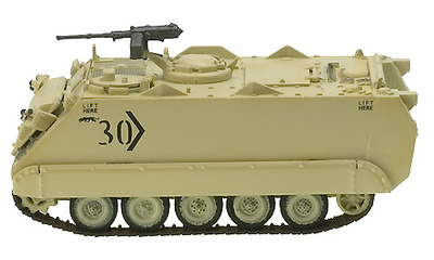 M113A2 3rd Bn HQ 69th Armor Rgmt 1st Bgde 3rd Infantry, 1:72, Easy Model