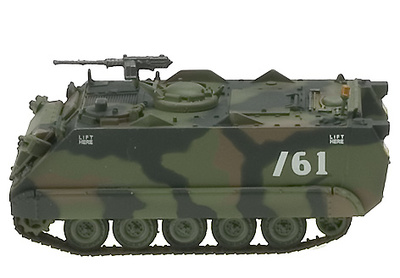 M113A2 Armored Cavalry Assault Vehicle, US Army, 1:72, Easy Model