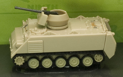 M113A3 Armoured Personal Carrier, U.S., 1:72, Bravo Team