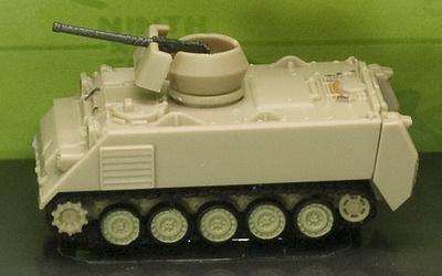 M113A3 Armoured Personal Carrier, U.S., 1:72, Bravo Team