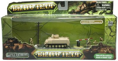 M113A3 Transporte de Personal Blindado, U.S., 1:72, Bravo Team