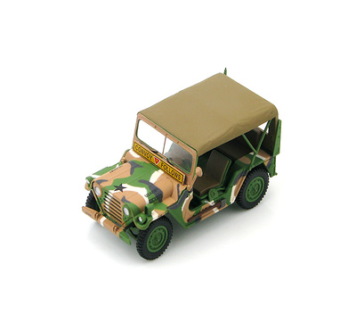 "M151A2 Ford MUTT 3rd Armoured Division, US Army ""CONVOY FOLLOWS"", 1:48, Hobby Master"
