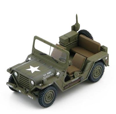 M151A2 MUTT US ARMY 02G90768, Vietnam War, 1:48, Hobby Master