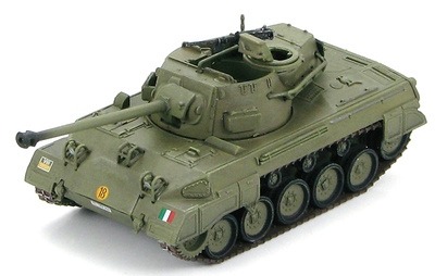 M18 Hellcat Tank Destroyer, Italy Military Academy, 1:72, Hobby Master