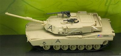 M1A1 Abrams, U.S., 1:72, Bravo Team