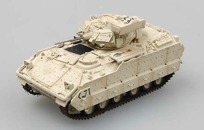 M2 A2 Bradley, U.S. Infantry Fighting Vehicle, Iraq, 1:72, Easy Model