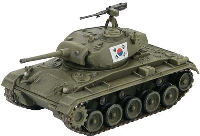 M24 Chaffee ROK Army Training Center, Kwang-Ju 1953, 1:72, Hobby Master