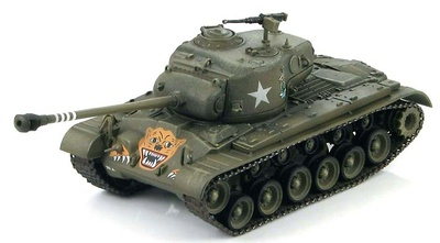 "M26 Pershing, 70th Tank Battalion (Soixante-Dix), Korean War"", 1:72, Hobby Master"