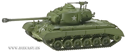 M26 Pershing, USA, Tank Company E, 67th Armor Rgt, 2nd Armored Division, 1:72, Easy Model