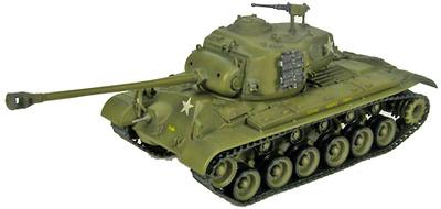 M26 Pershing B Co., 1st Tank Bttn, US marines, 1:72, Hobby Master
