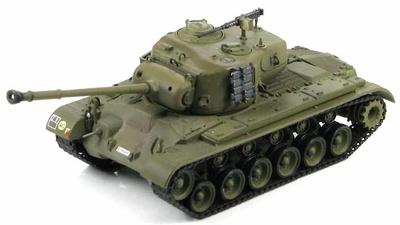 """M26A1 Pershing, Ejército Belga """"78886"""", 1:72, Hobby Master"""
