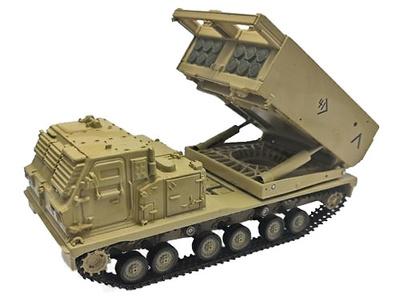 M270 Sistema Múltiple de Lanzamiento de Cohetes, US Army, 2003, 1:72, Panzerkampf
