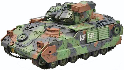 M2a2 Bradley, U.S. Infantry Fighting Vehicle, 1:72, Easy Model