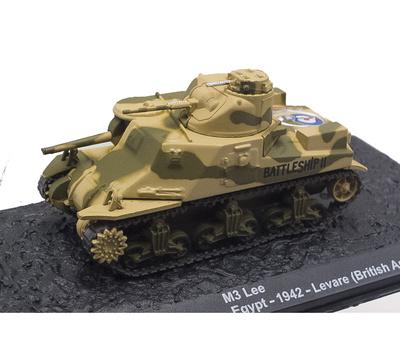 M3 Lee, 10th Armoured Division, Ejército Británico, Levare, Egipto, 1942, Altaya