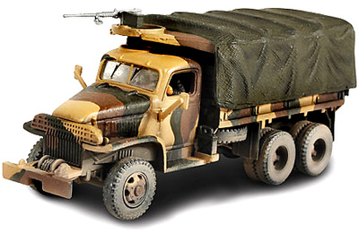 M35 2.5 Ton Truck, 1:72, Forces of Valor