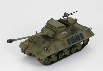M36 Jackson, Regiment Blinde Colonial Extreme Orient (RBCEO), Tonkin, Indochina, 1953, 1:72, Hobby Master