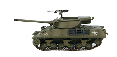 """M36 Jackson US Tank Destroyer Germany, March, 1945 """"40191415"""", 1:72, Hobby Master"""
