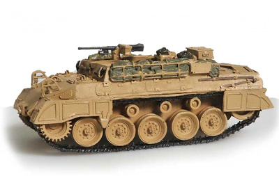 M39 Armored Utility Vehicle, Guerra de Corea, 1:72, Wespe Models