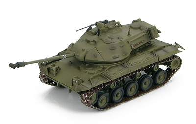 M41 Walker Bulldog, South Vietnamese Army (ARVN), Bong Son, 1972, 1:72, Hobby Master