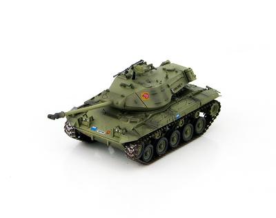 M41A3 Walker Bulldog, Belgium Army, 1:72, Hobby Master