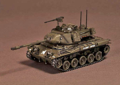 M41A3 Walker Bulldog, Korea, 1950-53, 1:72, War Master