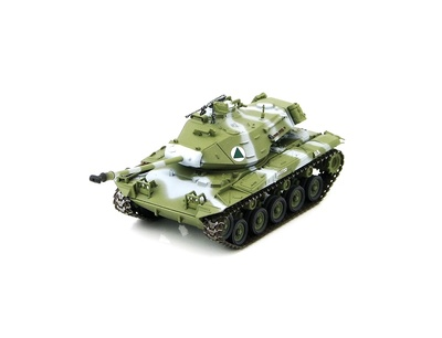 M41A3 Walker Bulldog US Army, Winter Scheme, 1:72, Hobby Master
