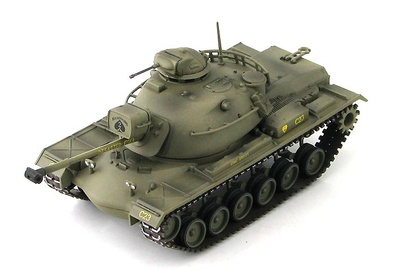 M48A3  Patton, MBT C Company, 1st Marine Tank Bttn. Da Nang, 1970, 1:72, Hobby Master