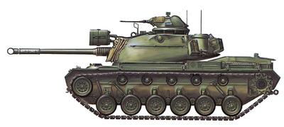 "M48A3 Patton ""Wild One 3"" 919th Engineers, Guerra de Vietnam 1:72, Hobby Master"
