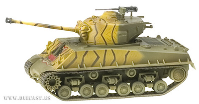 M4A1 Sherman, 5th Infantry Tank Co., 1:72, Easy Models