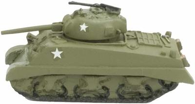 M4A1 Sherman, EEUU, 2ª Guerra Mundial, 1:87