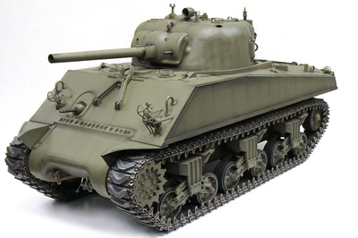 M4A3 75 (W) Sherman Tank, 1:6, Dragon